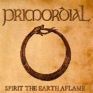 Primordial - Spirit the Earth Aflame cover art