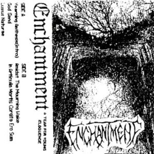 Enchantment - A Tear for Young Eloquence cover art