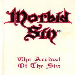 Morbid Sin - The Arrival of the Sin cover art