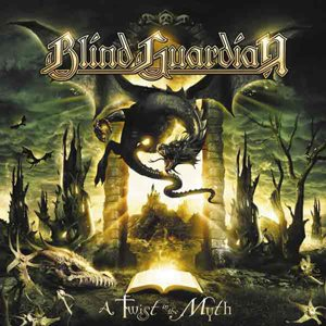 Blind Guardian - A Twist in the Myth cover art