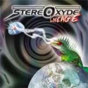 Stereoxyde - Liveage cover art