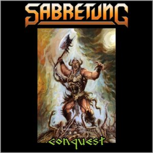 Sabretung - Conquest cover art
