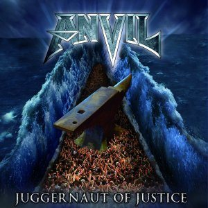 Anvil - Juggernaut of Justice