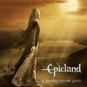 Epicland - A Madman and His Angel cover art