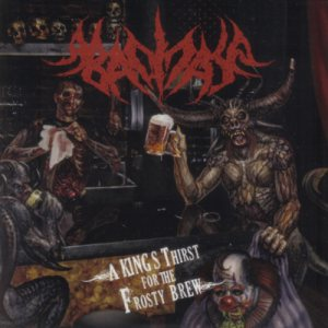 Abacinate - A Kings Thirst for the Frosty Brew cover art