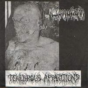Cenotaph - Tenebrous Apparitions cover art