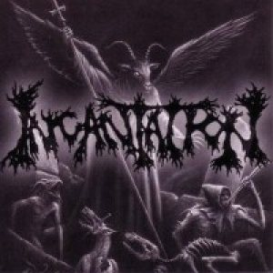 Incantation - Upon the Throne of Apocalypse cover art