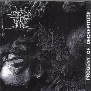 Bohemian Grove - Progeny of Decrepitude cover art