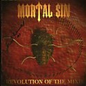 Mortal Sin - Revolution of the Mind cover art