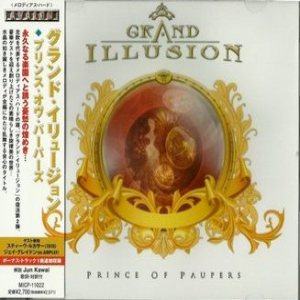 Grand Illusion - Prince of Paupers cover art