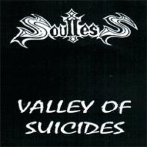 Soulless - Valley of Suicides cover art
