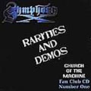 Symphony X - Rarities and Demos cover art