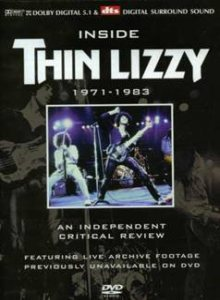 Thin Lizzy - Inside Thin Lizzy 1971-1983 cover art