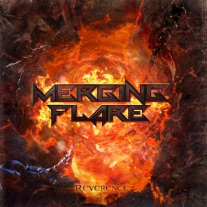 Merging Flare - Reverence cover art