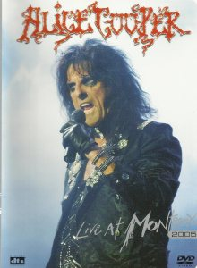 Alice Cooper - Live At Montreux cover art