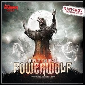 Powerwolf - Alive in the Night cover art