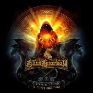 Blind Guardian - A Traveller's Guide to Space and Time cover art