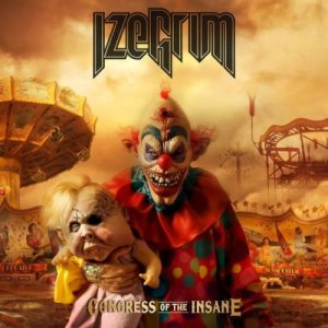 Izegrim - Congress of the Insane cover art