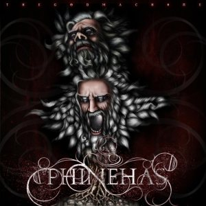 Phinehas - Thegodmachine cover art