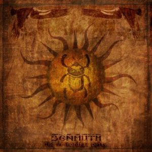 Senmuth - The Primordial Deity cover art