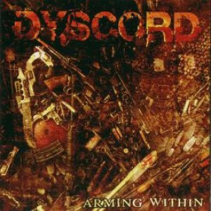 Dyscord - Arming Within cover art