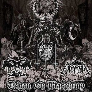 Impaler of Pest / Hatevomit - Trigon ov Blasphemy cover art