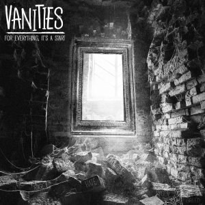 Vanities - For Everything, It's a Start cover art