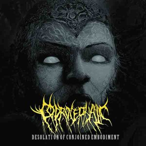 Coprocephalic - Desolation of Conjoined Embodiment cover art