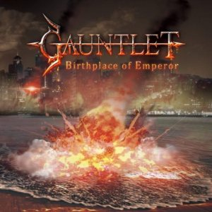 Gauntlet - Birthplace of Emperor cover art
