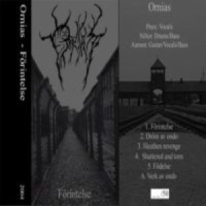 Ornias - Förintelse cover art