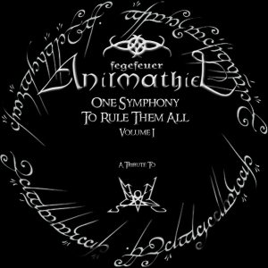 Fegefeuer Anilmathiel - One Symphony to Rule Them All - a Tribute to Summoning - Volume I cover art