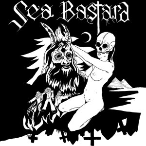 Sea Bastard - Sea Bastard cover art