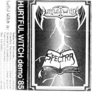 Hurtful Witch - Spectra cover art