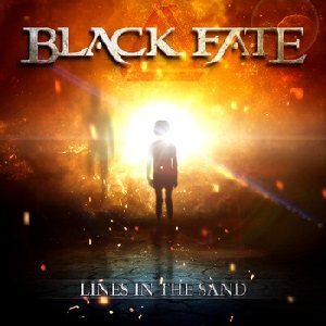 Black Fate - Lines in the Sand cover art