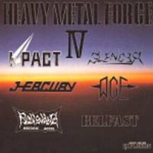 Bellzlleb - Heavy Metal Force IV cover art