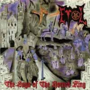 Evol - The Saga of the Horned King cover art