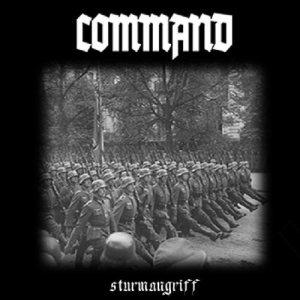 Command - Sturmangriff cover art