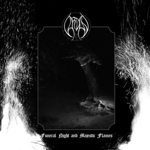 Vardan - Funeral Night and Majestic Flames cover art
