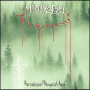 My Dying Bride - The Voice of the Wretched cover art