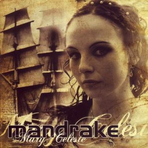 Mandrake - Mary Celeste cover art