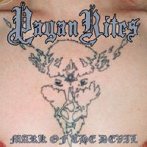 Pagan Rites - Mark of the Devil cover art