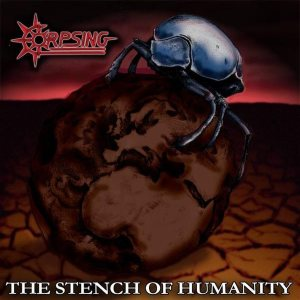 Corpsing - The Stench of Humanity cover art