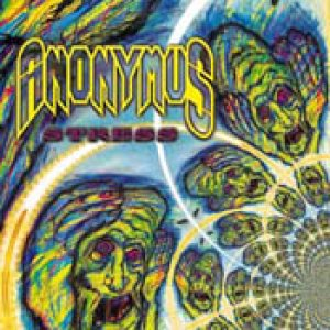 Anonymus - Stress cover art