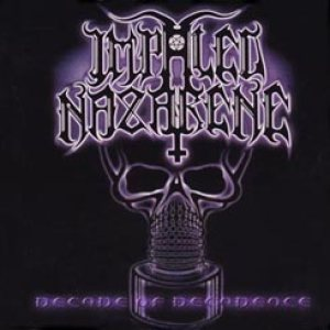 Impaled Nazarene - Decade of Decadance cover art