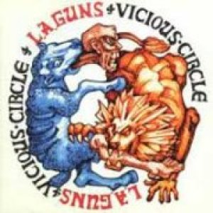 L.A. Guns - Vicious Circle cover art