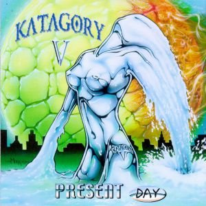 Katagory V - Present Day cover art