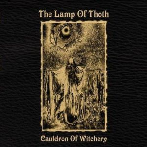 The Lamp of Thoth - Cauldron of Witchery cover art