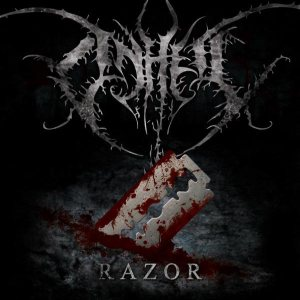 Onheil - Razor cover art