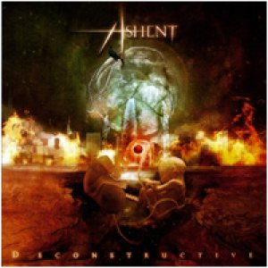 Ashent - Deconstructive cover art
