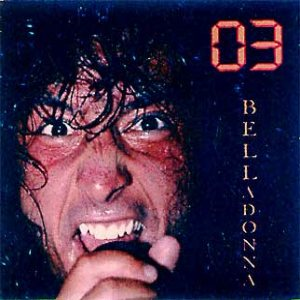 Belladonna - 03 cover art